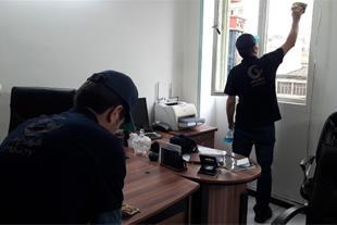 شرکت خدماتی و نظافتی کیان پاک تهران