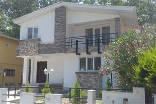 ویلا در منطقه ی دریاسر محمودآباد داخل شهرک