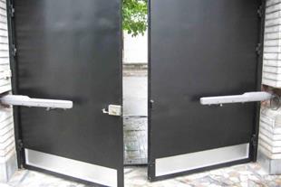 تعمیر و نصب درب اتوماتیک ، آرام بند و قفل برقی