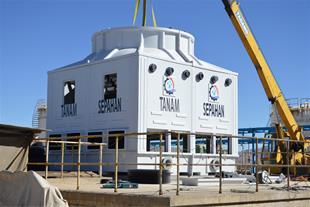 تولید و فروش کولینگ تاور (cooling tower)