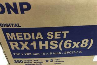 کاغذ دستگاه DNP RX1 & RX1 HS