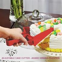 برش کیک قابل تنظیم