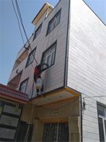 کار در ارتفاع بدون داربست در تبریز