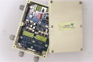 دستگاه گیرنده فرمان DMX - گیرنده آبنما