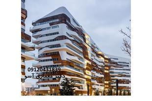 طراحی و اجرای پروژه بیمارستان - طراحی مطب لوکس