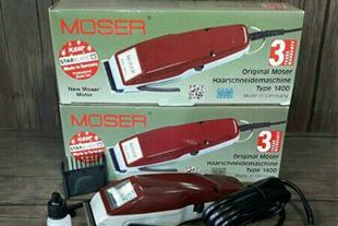 ماشین ریش تراش Moser اصل آلمان