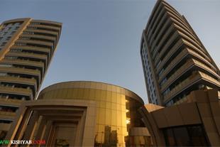 رهن و اجاره آپارتمان برج طلائی کیش