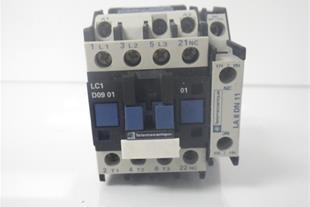 کنتاکتور اشنایدر 9 آمپر (lc1d09)