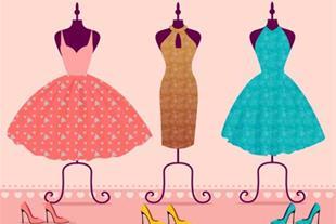 عرضه مستقیم پوشاک زنانه
