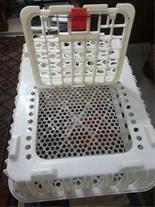 قفس حمل بلدرچین