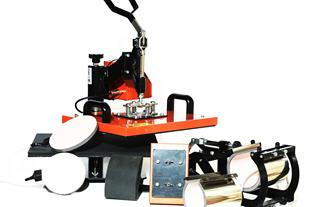 فروش دستگاه چاپ سابلیمیشن شش کاره