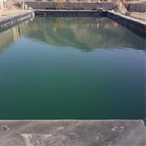 عایق استخر های ذخیره آب کشاورزی و پرورش ماهی