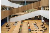 طراحی و ساخت بهترین مدارس - بازسازی دانشگاه