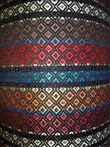 جاجیم سنتی ، پارچه زیرانداز ، کاور ، روفرشی