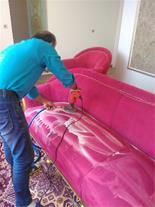 شستشوی مبل در تبریز