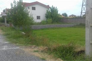 فروش 300 متر زمین در شهرک شهر سرخرود