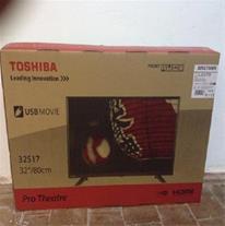 تلویزیون ال ای دی اچ دی توشیبا مدل  32S1750