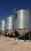 سیلوی گندم - سیلوی غلات