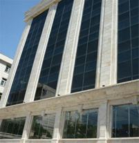 پنجره ترمال بریک آلومینیومی دوجداره آویژه نما