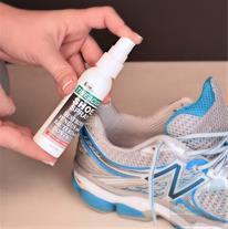 فروش فرمول محلول قابل اسپری ضد بوی کف پا و کفش