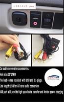 کابل AUX , USB پنل داشبورد خودرو