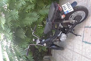 موتورگازی همتاز110 cc