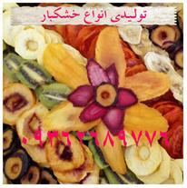 صادرات میوه خشک
