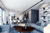 فروش آپارتمان نوساز207 متری در خیابان 92 گلسار رشت
