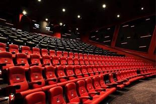 طراحی و اجرای سینما لوکس - ساخت سالن آمفی تئاتر