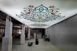 طرح سنتی ایرانی .جلوه نو