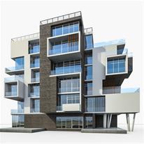 فروش آپارتمان تجاری 100 متری در گلباغ نماز رشت