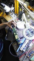 استخدام تعمیرکار حرفه ای ای سی یو ( ECU ) - 1
