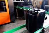 تولیدکننده گالن 20 لیتری مواد نو رنگ های سفارشی