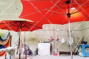 تولید چتر سایبان در ابعاد مختلف