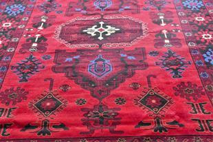 فرش طرح ترکمن