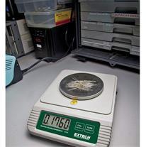 ترازوی آزمایشگاهی دیجیتال Extech SC600