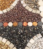 فروش انواع سنگ تراوتن ، سنگ رودخانه ، سنگ مرمریت