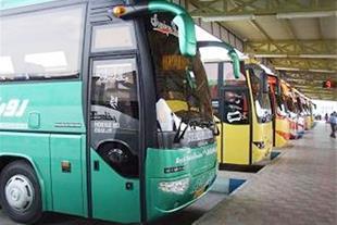 بلیط اتوبوس مشهد قم و بلعکس