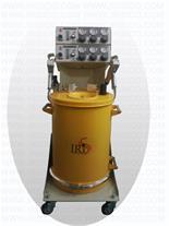 رنگپاش پودری الکترواستاتیک دوقلو آیریس