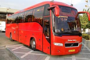 خرید آنلاین بلیط اتوبوس بندرانزلی به تهران