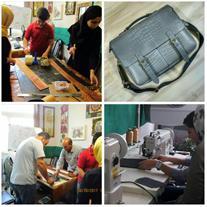 آموزشگاه تخصصی طراحی و دوخت کیف و کفش چرم دست دوز