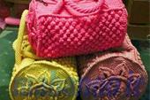بافتنی و کار دست انواع کیف و البسه در سراسر ایران