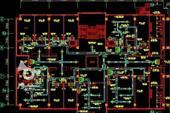 ترسیم نقشه ازبیلت تاسیسات مکانیکی و برقی