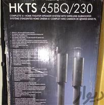 فروش سیستم های حرفه ای صوتی HARMAN/KARDON سری HKTS