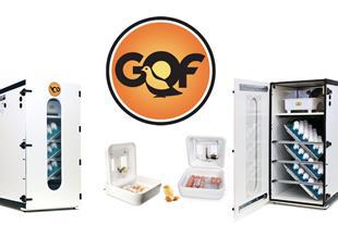 فروش دستگاه جوجه کشی هواباتور / GQF / Hovabator