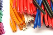 فروش انواع سیم مفتولی ، سیم تک لا ، سیم برق (wire)