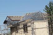 سربندی گالوانیزه ساختمان