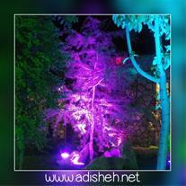 تولید و فروش چراغ ال ای دی دفنی