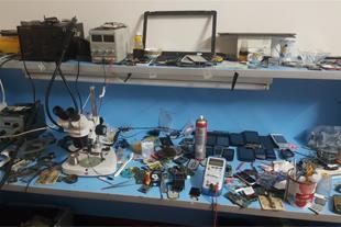 آموزش تعمیرات تخصصی تلفن همراه با بیش از 15 سال