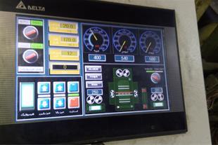 اجرای پروژه های PLC , HMI DELTA